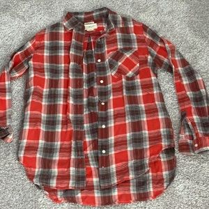 "Ralph Lauren ""Denim & Supply"" Flannel"